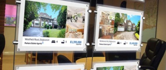 Les avantages de l'affichage dynamique dans l'immobilier
