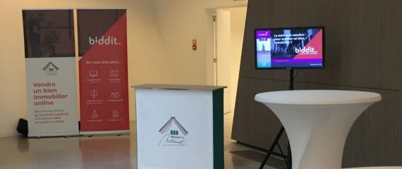 ExpansionTV présente sa solution NotaireTV lors de l'AG des notaires du Hainaut