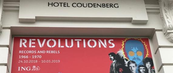 Bornes de mesure de satisfaction installées ce jour à l'hôtel Coudenberg pour la banque ING