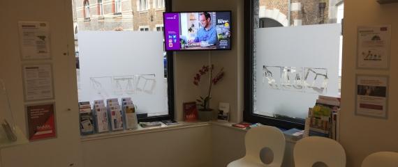 Vous souhaitez animer vos salles d'attente par des contenus informatifs et promotionnels?
