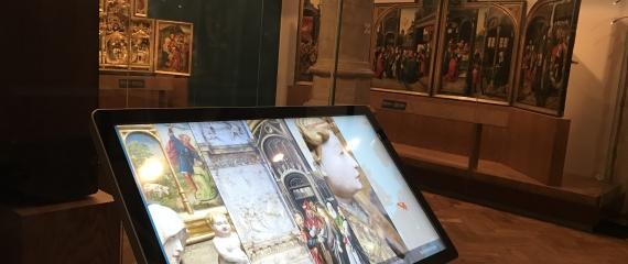 6 Nouvelles Bornes pour le Musée de la Maison du Roi à Bruxelles