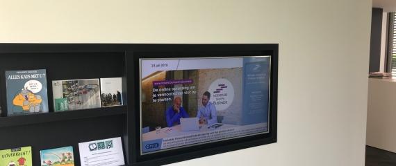 Le réseau NotaireTV - NotarisTV s'étend maintenant sur la Flandre