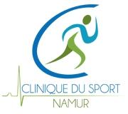 Ecran vitrine d'affichage dynamique pour la Clinique du Sport de Namur - Expansion TV affichage dynamique digital signage - Références
