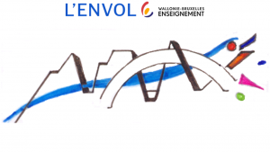 Ecrans d'affichage dynamique à l'école L'ENVOL de Flémalle pour communication vers profs et élèves - Expansion TV affichage dynamique digital signage - Références