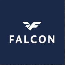 Un écran d'affichage dynamique au Falcon Building à Bruxelles - Expansion TV affichage dynamique digital signage - Références