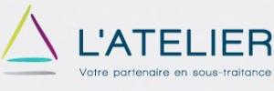 Plusieurs écrans d'affichage numérique pour une entreprise de travail adapté, L'ATELIER à Namur (Nannine) - Expansion TV affichage dynamique digital signage - Références