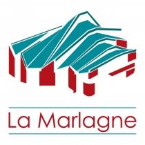 Un écran d'affichage dynamique au sein du centre culturel de La Marlagne - Expansion TV affichage dynamique digital signage - Références