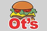 Des écrans d'affichage dynamique au OT'S Burger de Bouge - Expansion TV affichage dynamique digital signage - Références