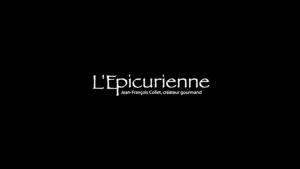 Un écran d'affichage dynamique pour la pâtisserie L'épicurienne de Jemeppe-sur-Sambre - Expansion TV affichage dynamique digital signage - Références