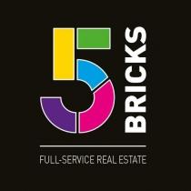 Un écran vitrine d'affichage dynamique pour l'agence immobilière bruxelloise 5Bricks - Expansion TV affichage dynamique digital signage - Références