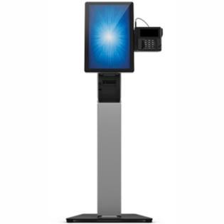 Borne tactile avec imprimante de ticket paysage ou portrait (15 pouces - 22 pouces) - Expansion TV  - Affichage dynamique