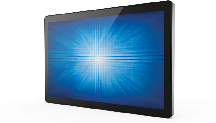 Ecran tactile Windows - Android 22 pouces - Elo - Expansion TV  - Affichage dynamique