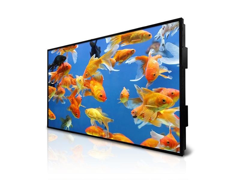 ECRAN VITRINE HAUTE LUMINOSITE 3500cd/m² - 55'' - Dynascan - Expansion TV  - Affichage dynamique