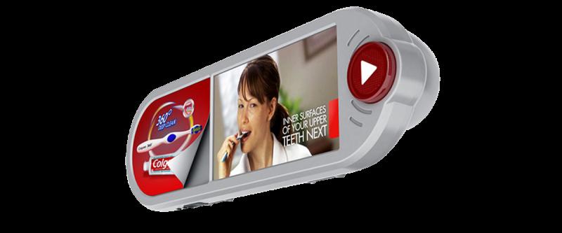 iDISPLAY™ iShelf 2 - Expansion TV  - Affichage dynamique