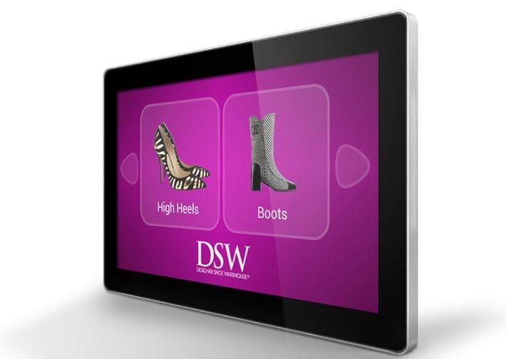 ECRAN TACTILE 50'' Double os Android et Windows 10 - Expansion TV  - Affichage dynamique