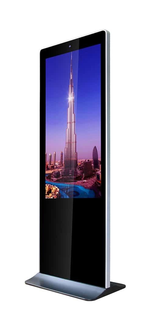 TOTEM TACTILE 55'' (140 cm) - APPOLON (LBM) - Expansion TV  - Affichage dynamique