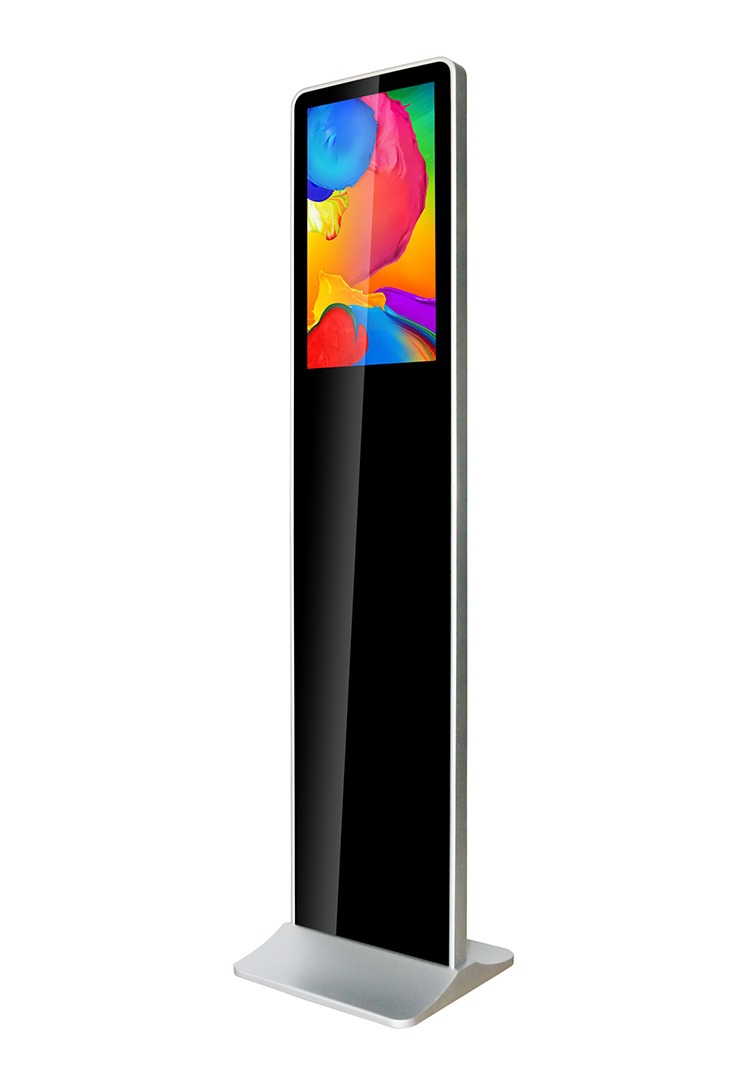 TOTEM TACTILE 22'' (56 cm) - APPOLON (LBM) - Expansion TV  - Affichage dynamique